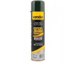 TINTA SPRAY VERDE VONDER